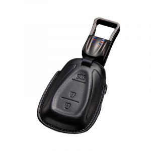 Leather Chevy Key Fob Cover